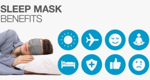 8 Sleep Mask Benefits: Black It All out Tonight for Blissfully Deep Slumber