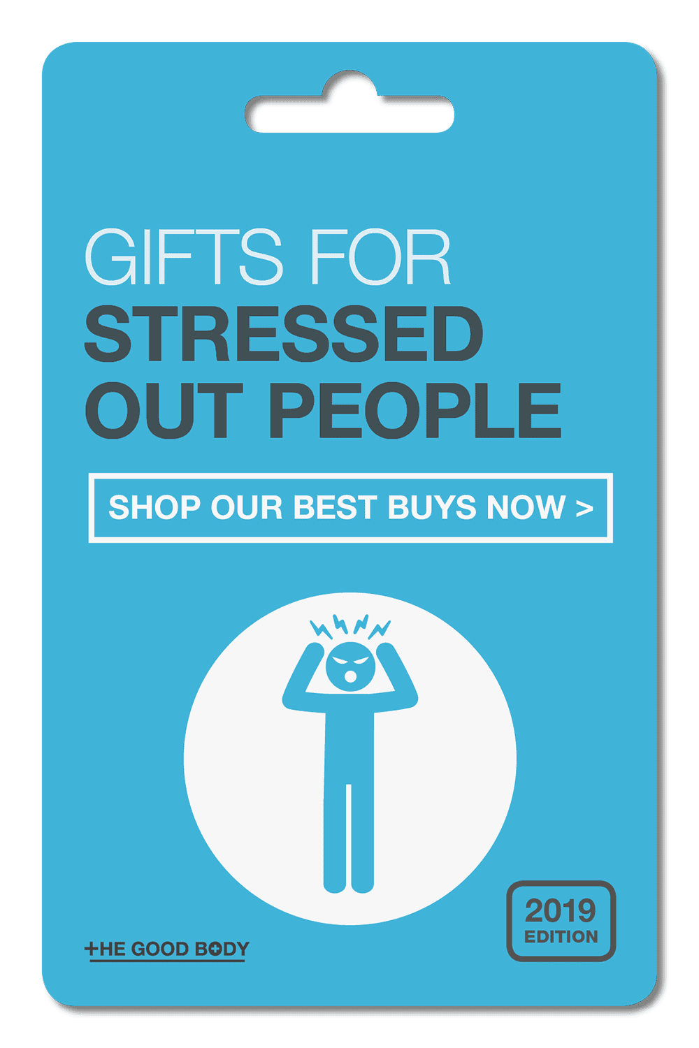 Gifts for Stressed Out People – Pin It