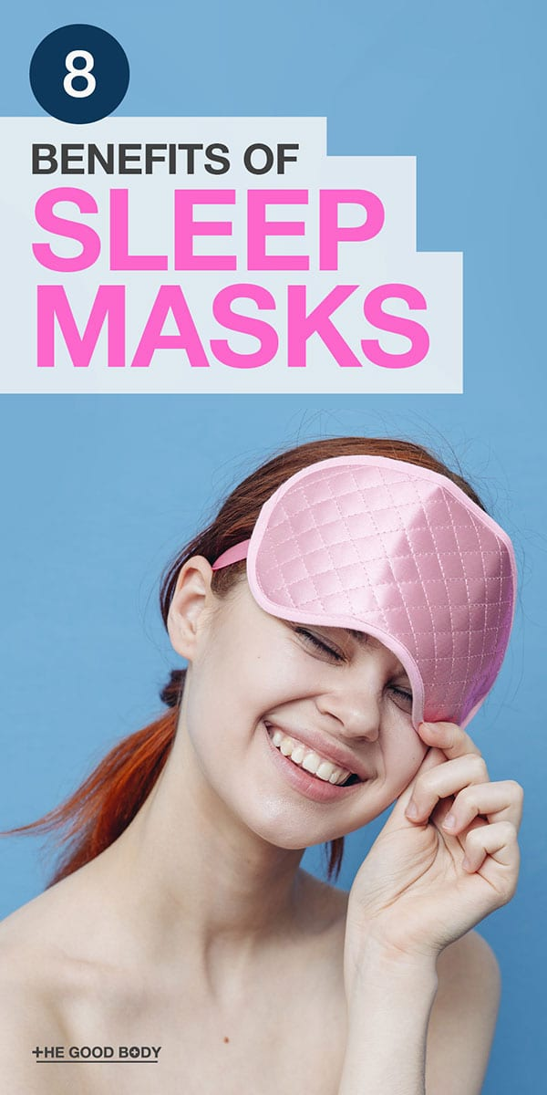 Sleep Mask Benefits –  Pin it