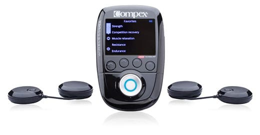 Compex Wireless 2.0 Muscle Stimulator with TENS