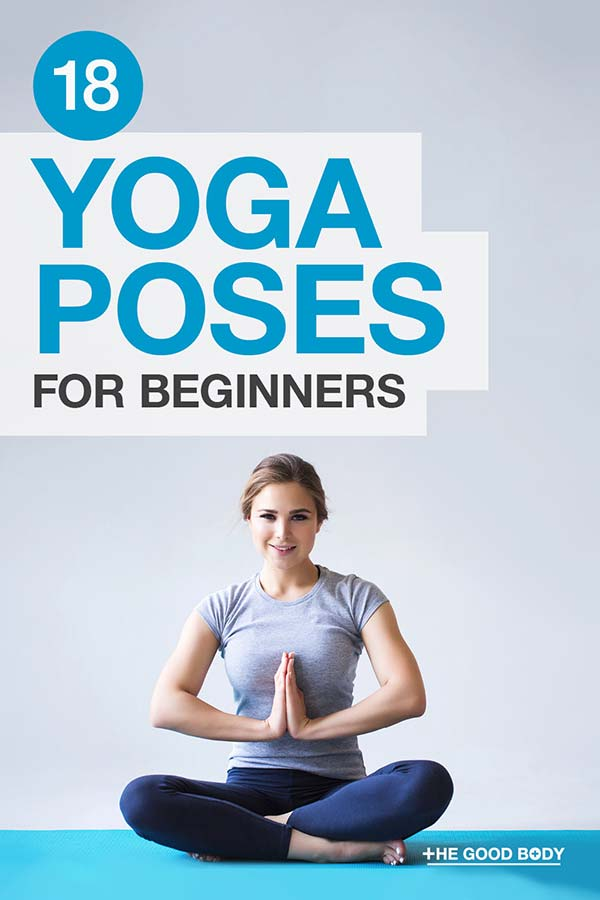 Yoga Poses for Beginners – Pin It