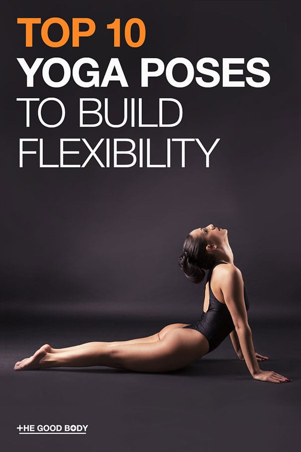 10 Yoga Poses for Flexibility – Pin It