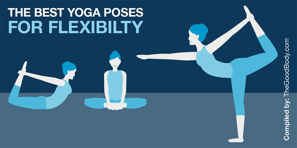 The 10 Best Yoga Poses For Flexibility Asanas To Make You More Flexible