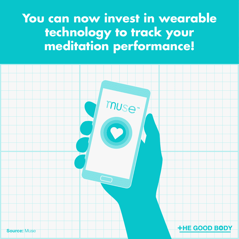 You can now invest in wearable technology to track your meditation performance