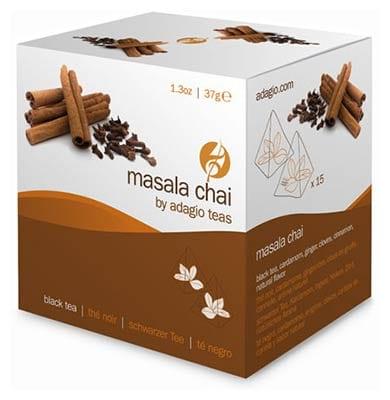 adagio teas Masala Chai blend