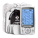 Auvon Dual Channel TENS Machine