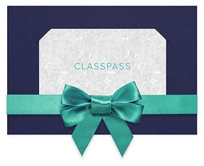 ClassPass Gift Card