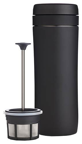 Espro Travel Coffee Press, Stainless Steel