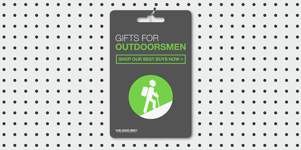 Top 20 Gifts For Outdoorsmen Help Them Thrive And Survive