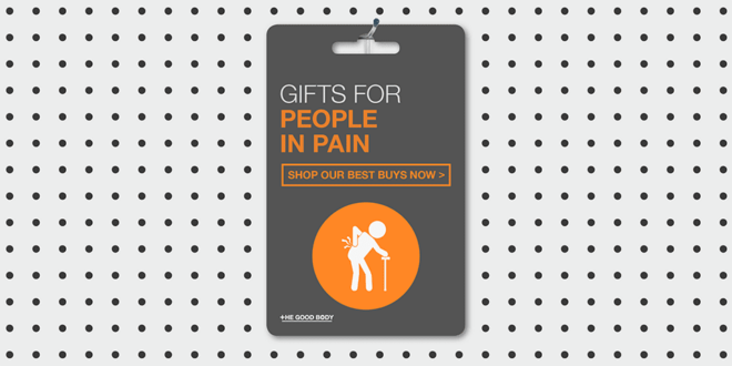Gifts for people in pain