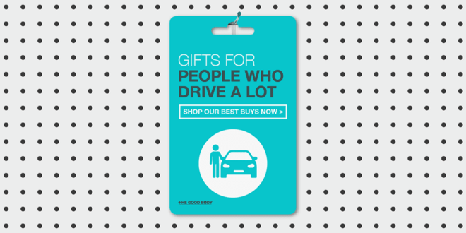 Gifts for people who drive a lot