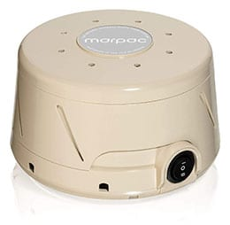 Marpac Dohm – white noise machine