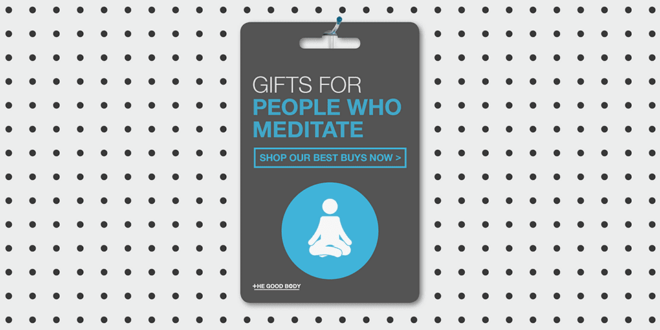 Meditation Gifts – Gifts for People Who Meditate