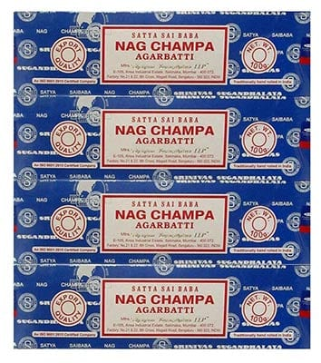 Satya Sai Baba Nag Champa Agarbatti Incense Sticks