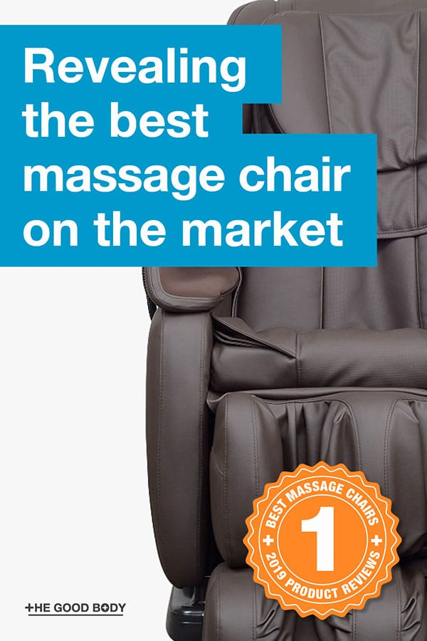 The best massage chair – pin it