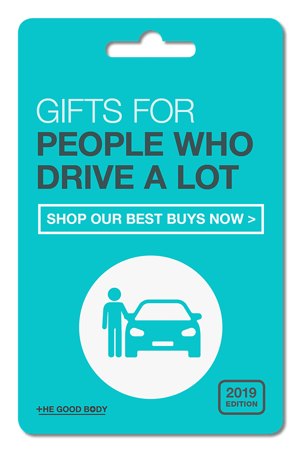 Gifts for people who drive a lot – pin it