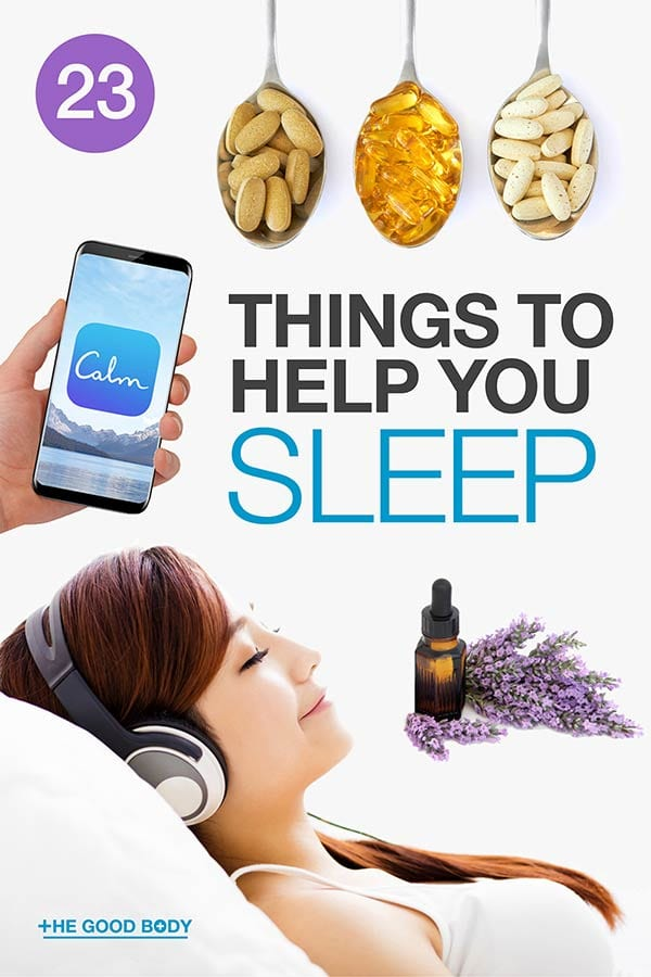 Things to Help You Sleep – pin it
