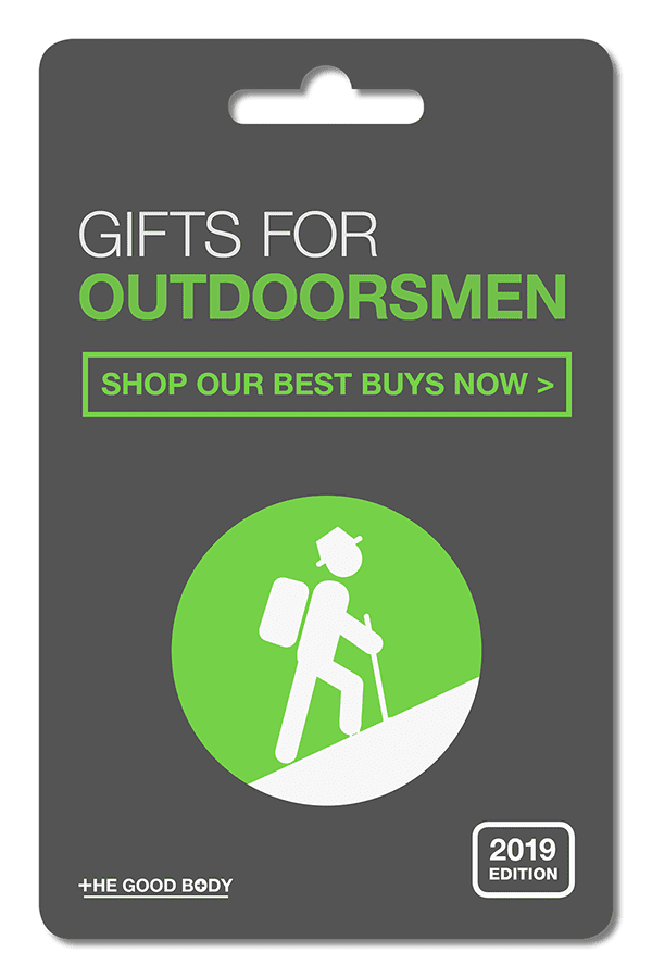 Gifts for Outdoorsmen – pin it