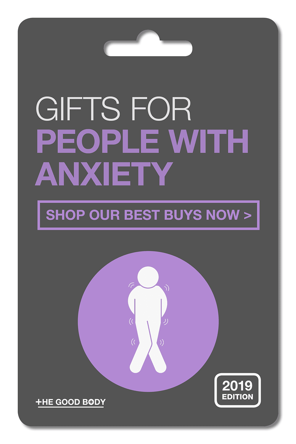 Gifts for People with Anxiety – pin it