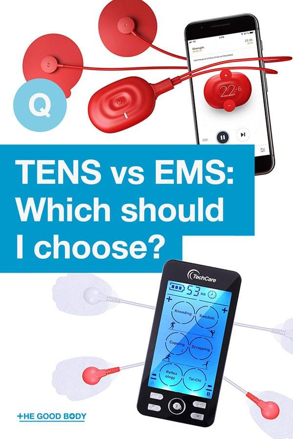 TENS vs EMS – pin it