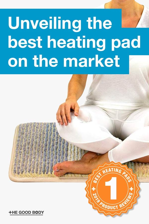The best heating pad – pin it