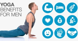 10 Health Benefits of Yoga for Men