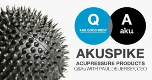 Akuspike Acupressure Products Q&As: With Paul de Jersey, CEO