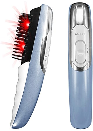Amirce Electric Scalp Massager Comb