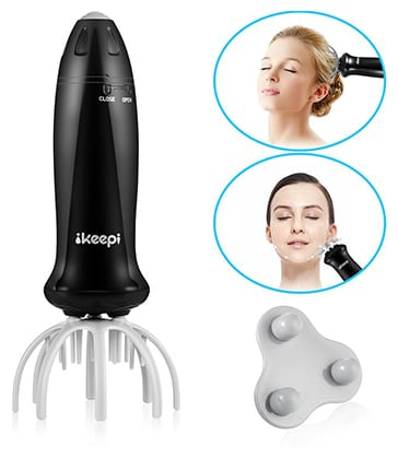 iIkeepi Scalp Massager