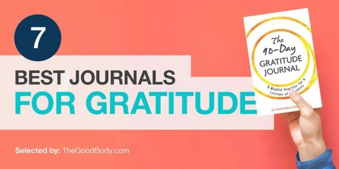 Best Gratitude Journals