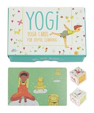 Yogi Fun Kids Yoga Cards Kit