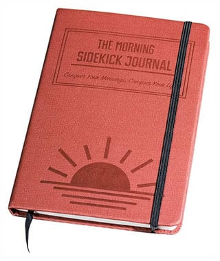 The Morning Sidekick Journal - Habit Tracker Journal
