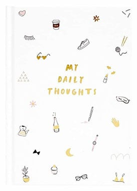 Kikki. K My Daily Thoughts journal