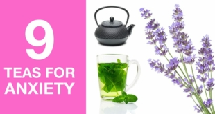 Best teas for anxiety
