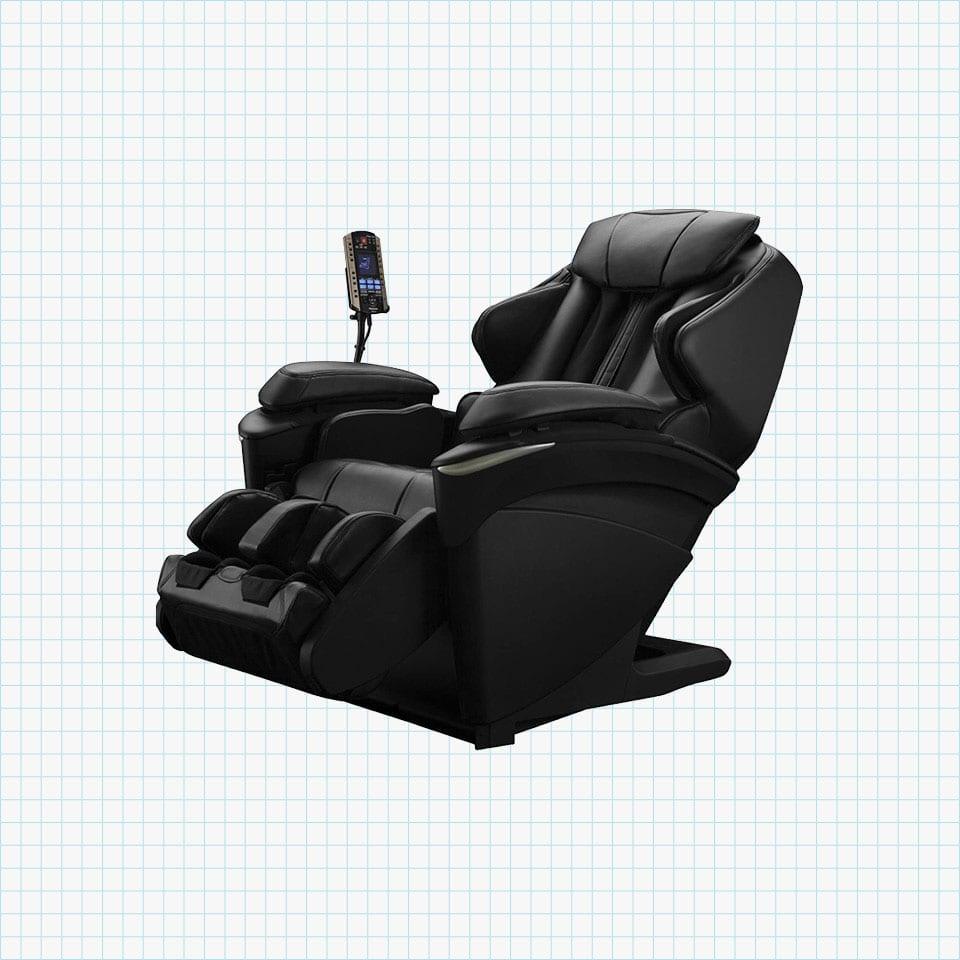 Panasonic Black Massage Chair Real Pro Ultra EPMA73
