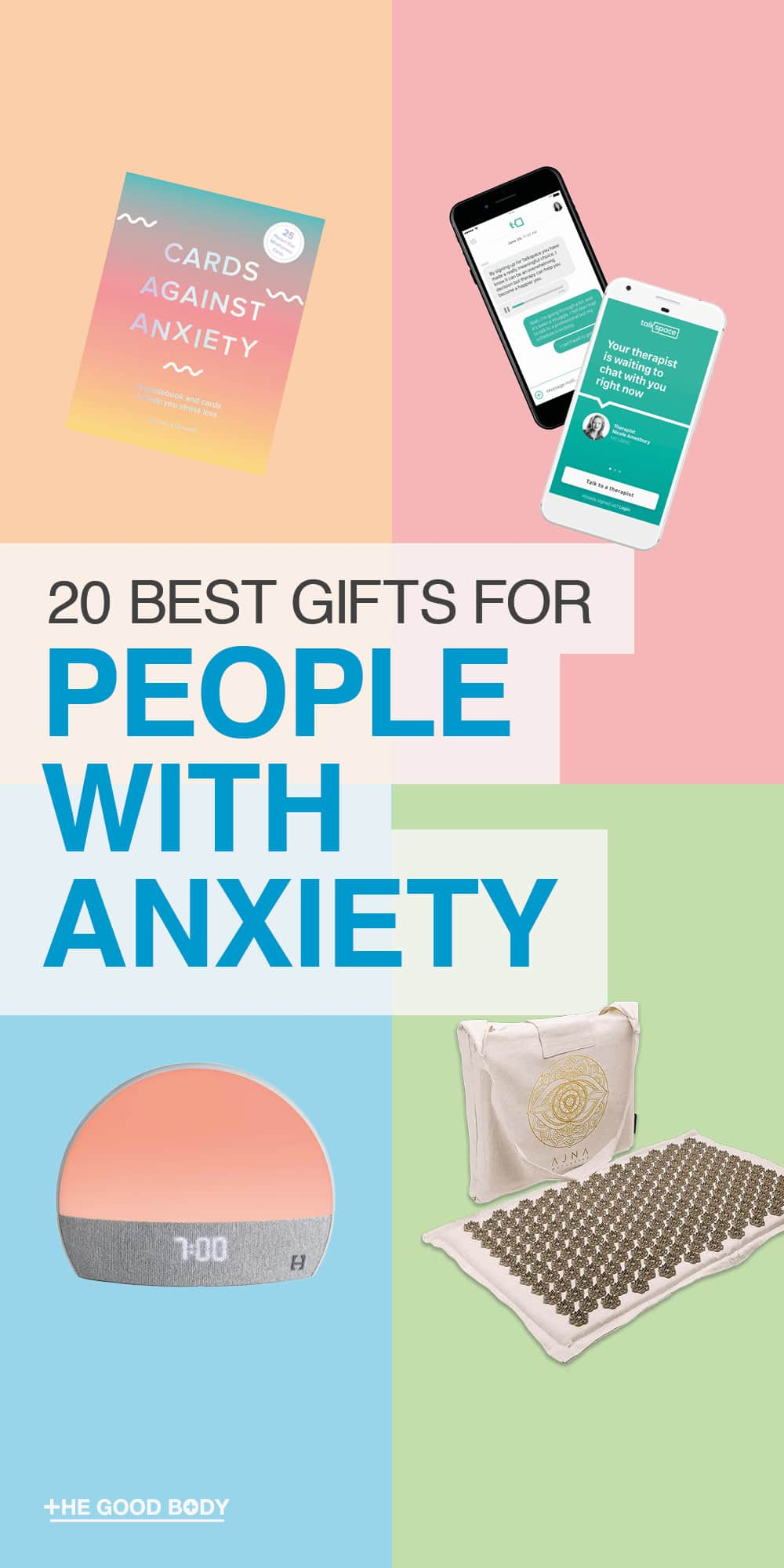 Gifts for People with Anxiety – Pin it!
