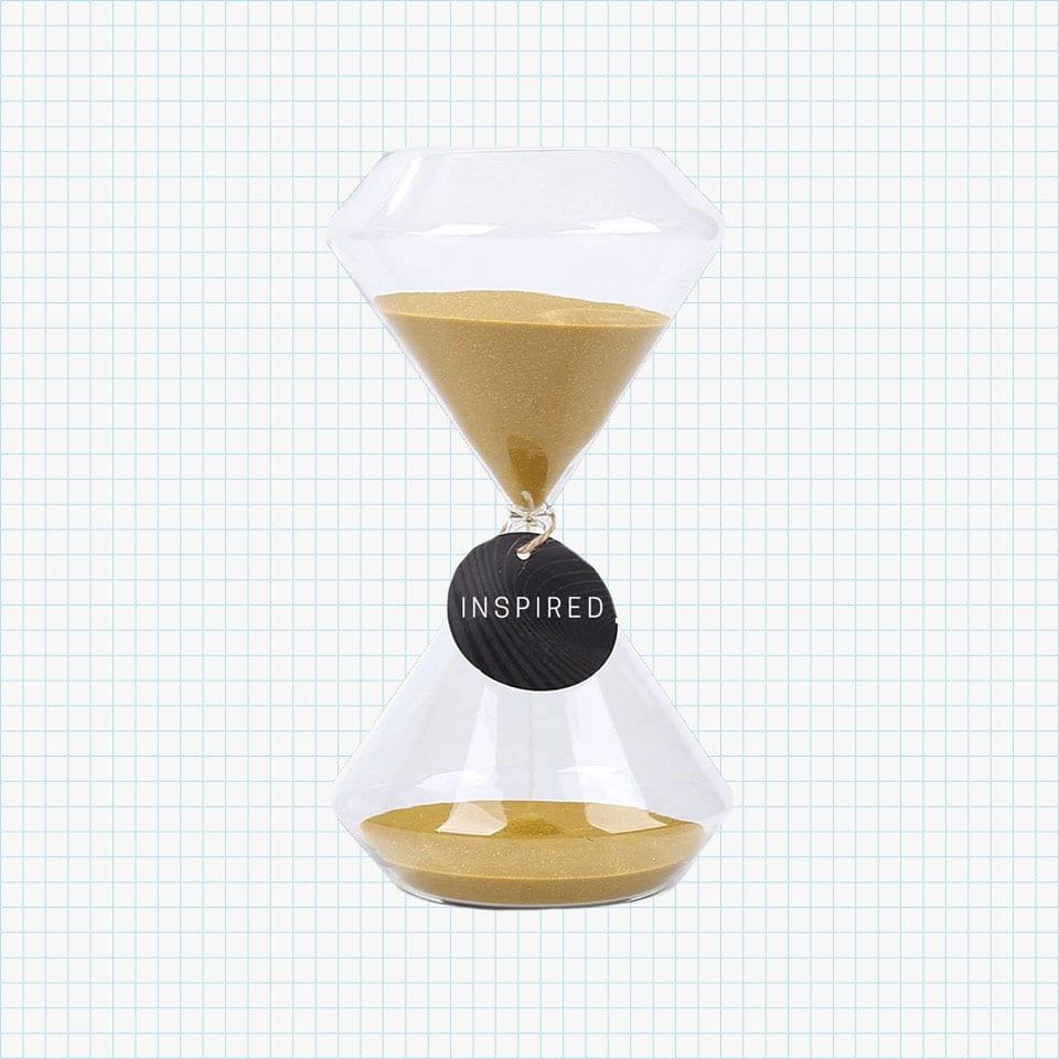 SwissElite Hourglass Timer