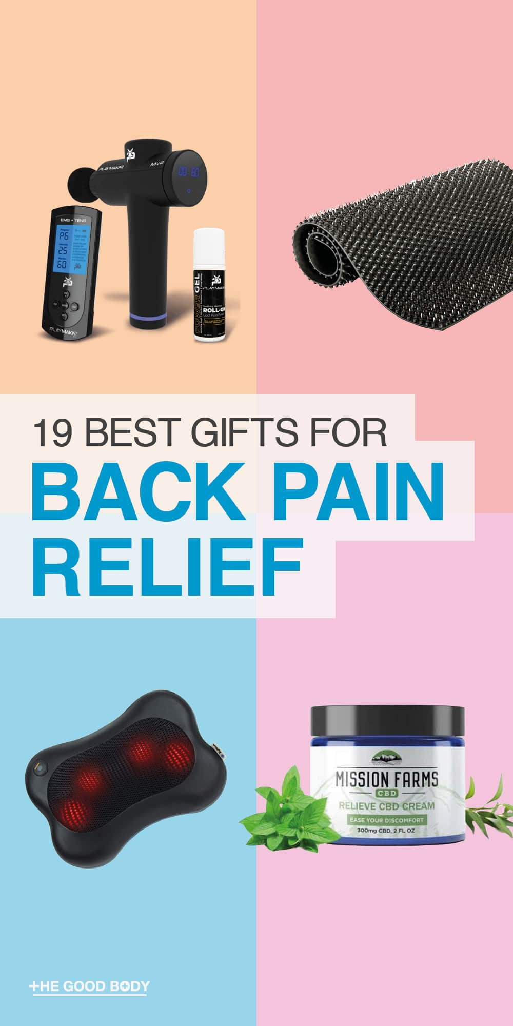 Back Pain Gifts – Pin It!