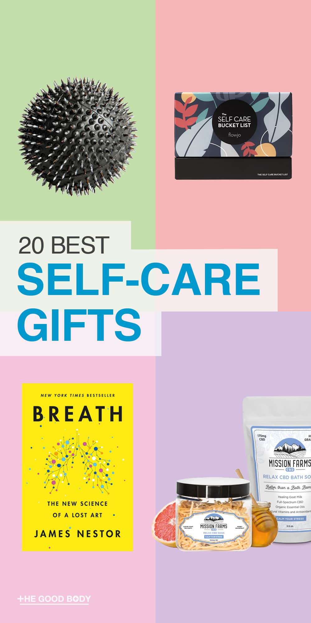 Self-care Gifts – Pin It!
