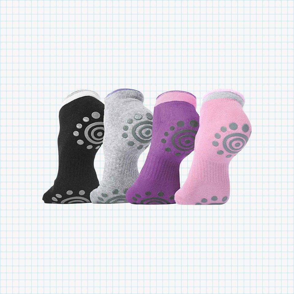 DubeeBaby Non-Slip Yoga Socks