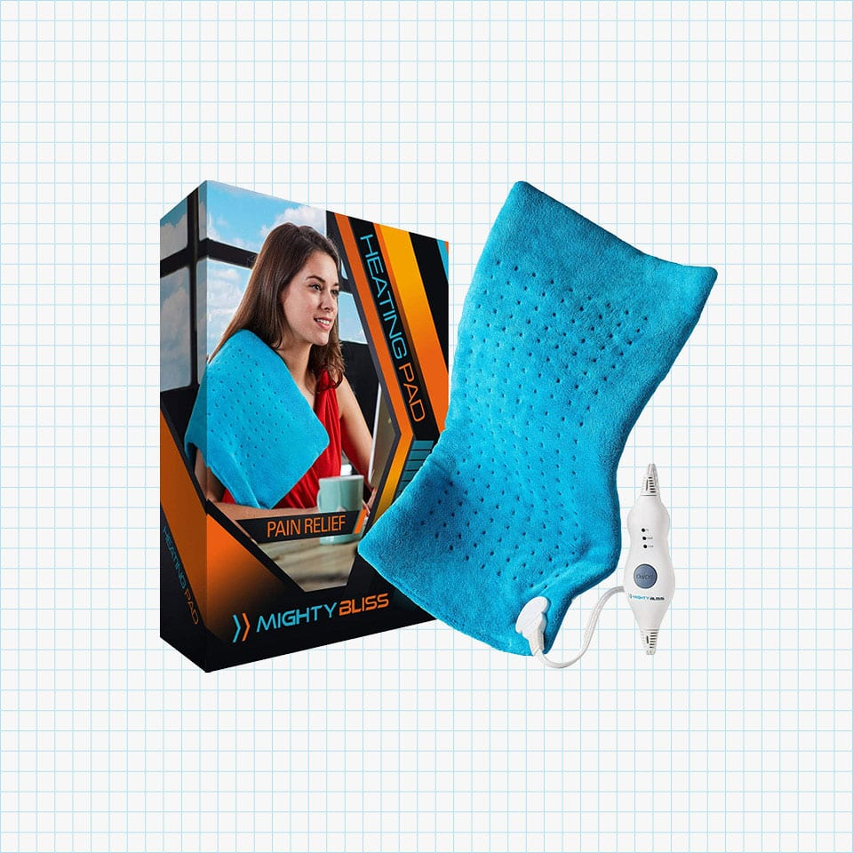 Mighty Bliss Large Electric Heating Pad