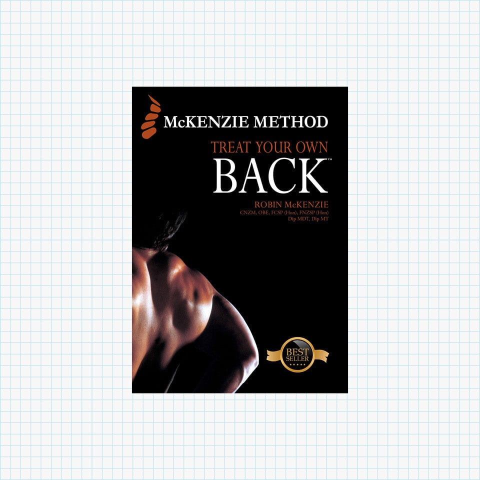 Treat Your Own Back by Robin A McKenzie