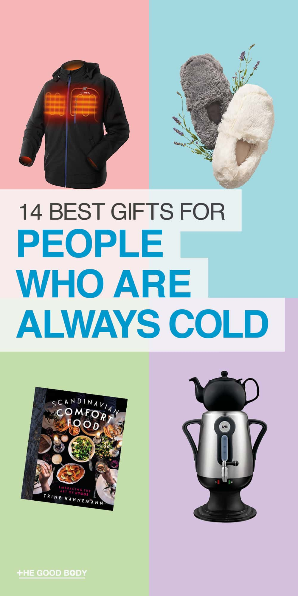 Gifts for People Who Are Always Cold – Pin it!