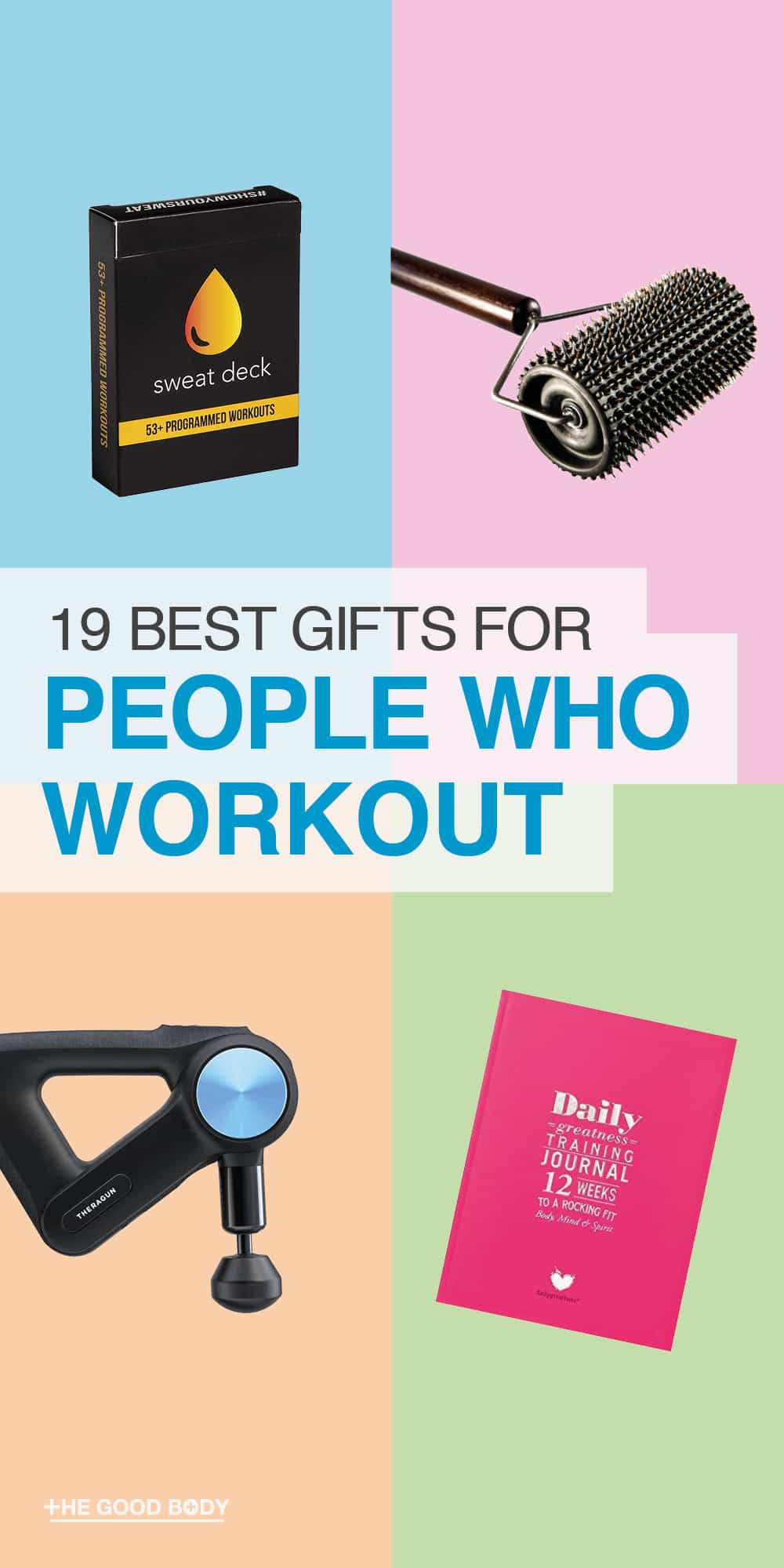 Gifts for People Who Workout – Pin it!