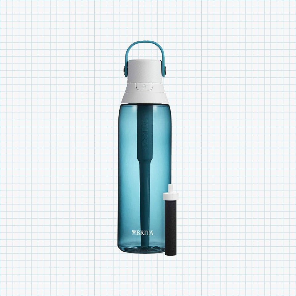 Brita 36387 Premium Water Filter Bottle