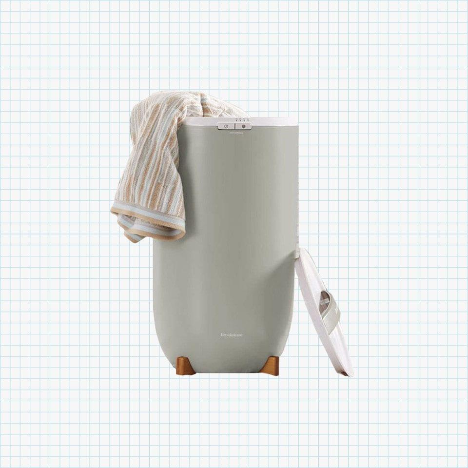 Brookstone Towel Warmer Bucket
