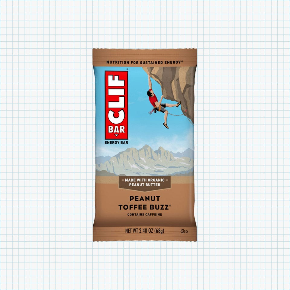 Clif Bar: Peanut Toffee Buzz Energy Bar