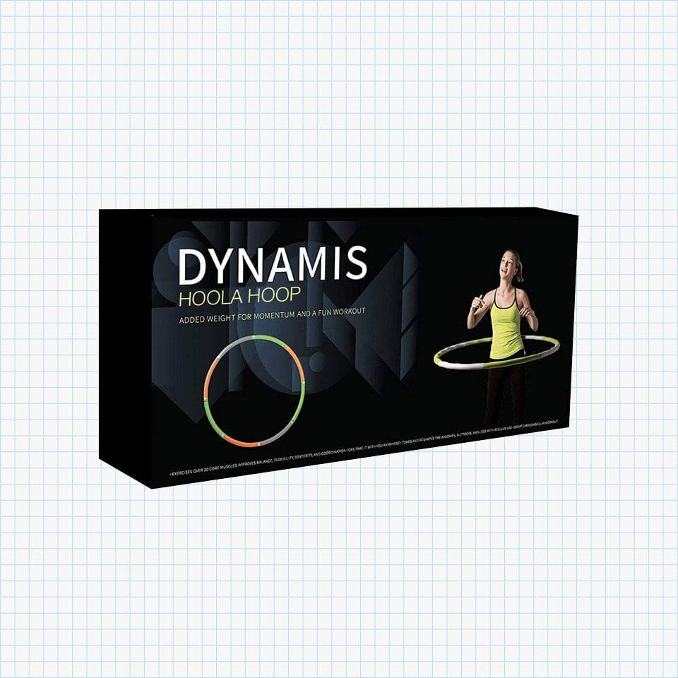 Dynamis Weighted Hoola Hoop