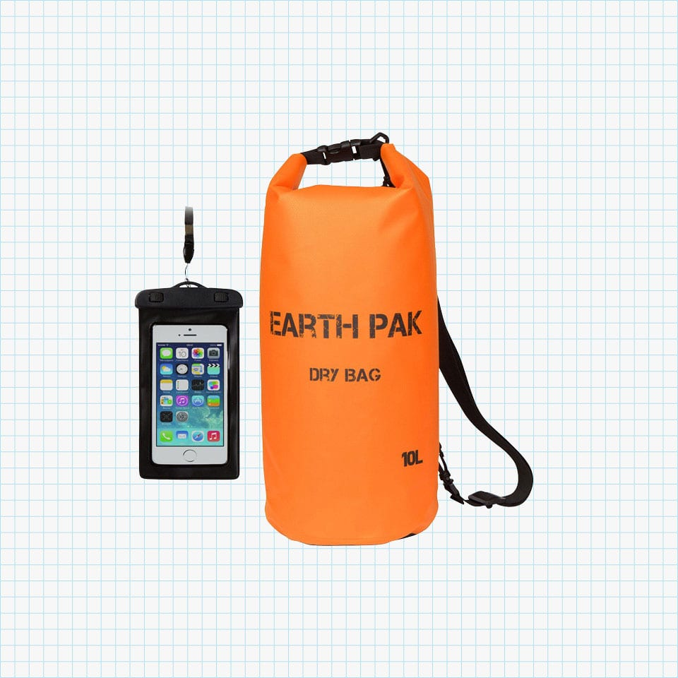 Earth Pak - Waterproof Dry Bag