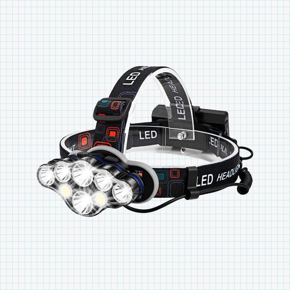 Foxdott LED Headlamp